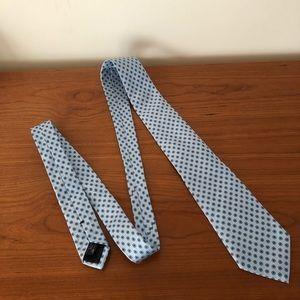 Authentic Aquascutum 100% silk Tie. Made in Italy.